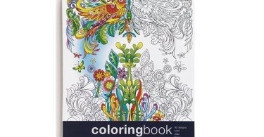 gardenpaths - Whimsical Children's Fantasies Coloring Book Review