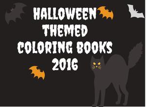 halloweencoloringbooks300 - Halloween Coloring Books - 2016