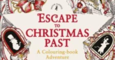escapetochristmaspast - Edgar Allan Poe - An Adult Coloring Book