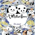 a million bears - The Curious Coloring Book - Faery Forest Review