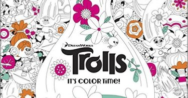 trolls - Adult Coloring Book Treasury 2: 130 Illustrations from 70 Artists
