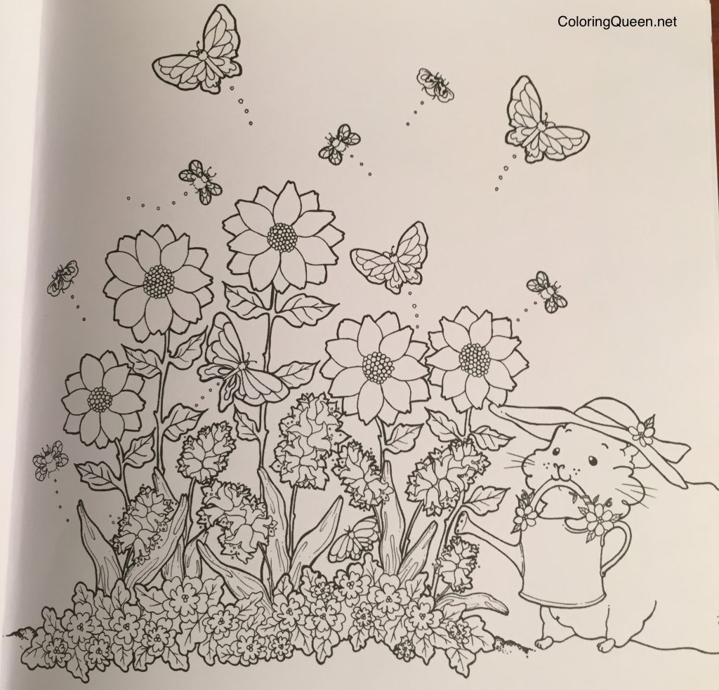 the magical guinea pig colouring book review coloring queen