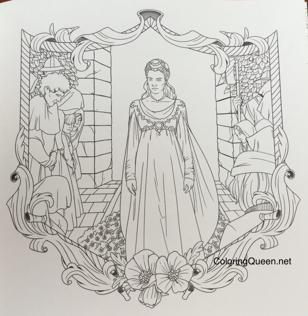 the princess bride a story book to color review coloring queen