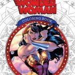 dc comics wonder woman coloring book  - Disney Tsum Tsum Coloring Book Review
