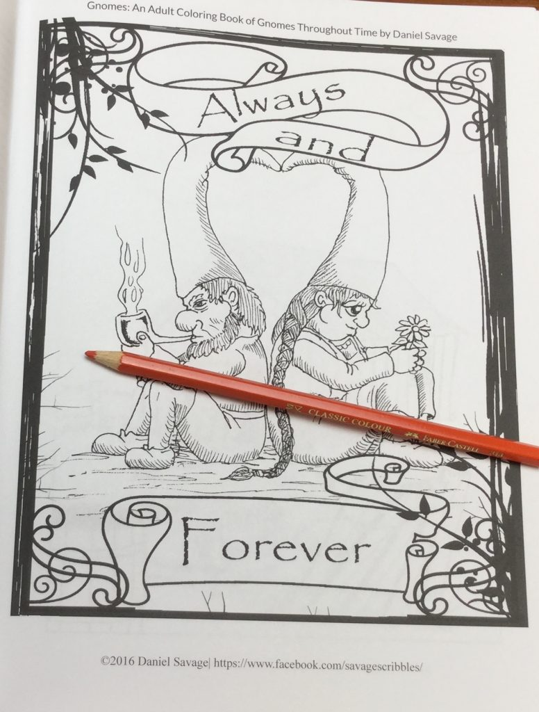 GnomesThroughouttime0556 776x1024 - Gnomes: An Adult Coloring Book of Gnomes Throughout Time