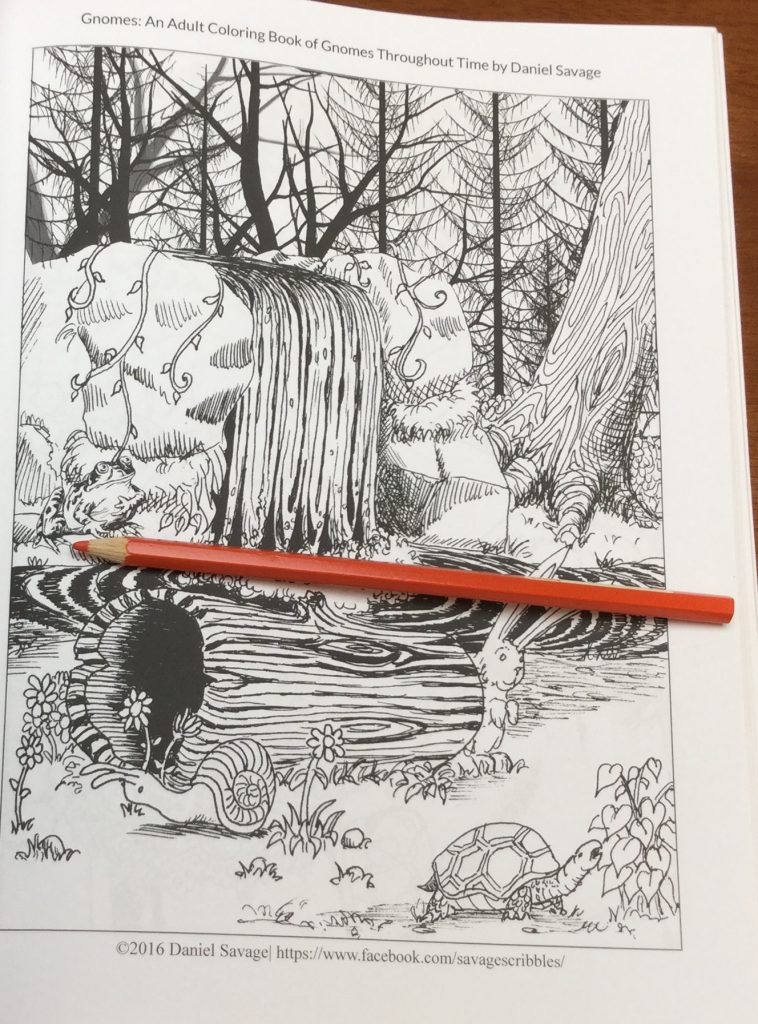 GnomesThroughouttime 0563 758x1024 - Gnomes: An Adult Coloring Book of Gnomes Throughout Time