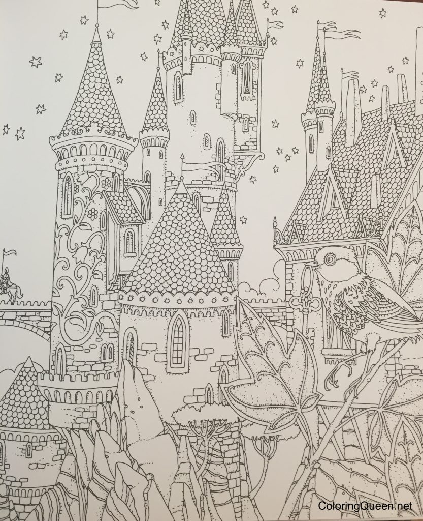 Zemlja Snova Dreamland Coloring Book Review