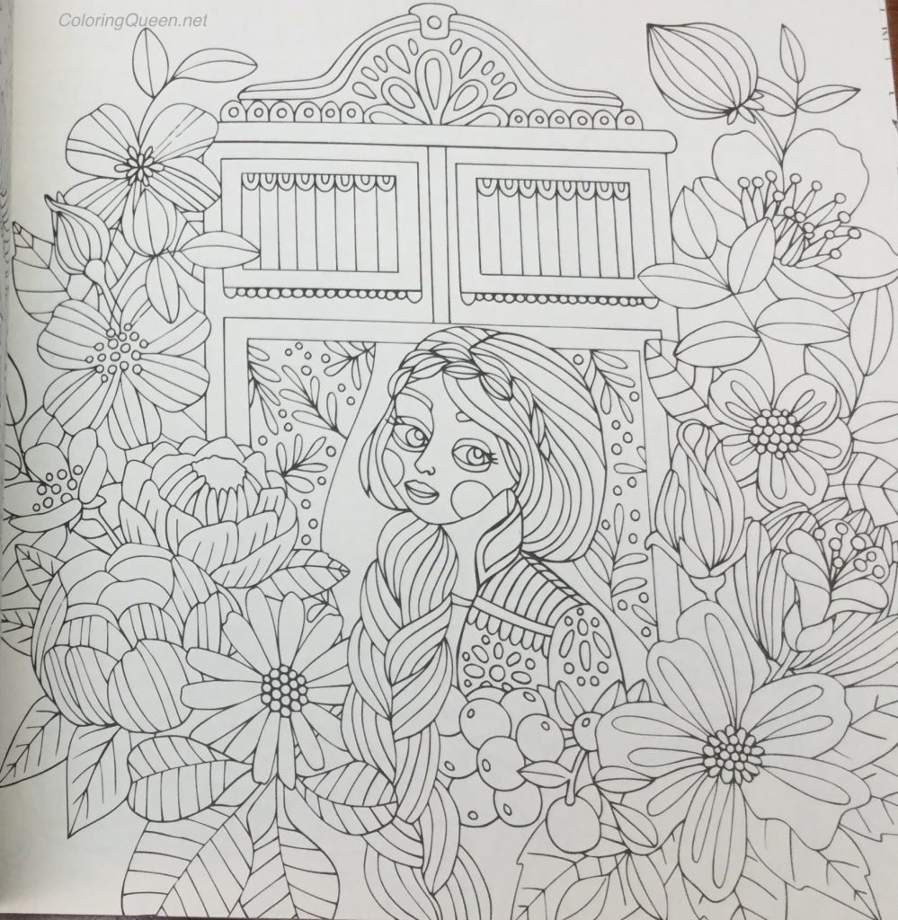 The coloring book analysis -  903598112 Fairy Tales Coloring Book Review Published In Sweden As Sagolikt