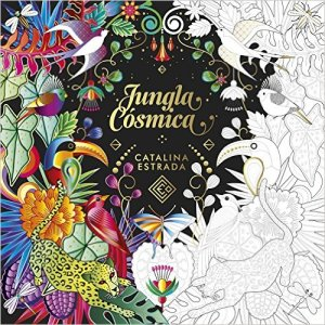 Jungla Cósmica Colouring Book