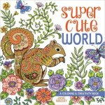 supercuteworld - Owls - Adult Coloring Book Review