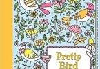 Pretty Bird  Patterns Postcard  Cover art