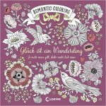 Romantic Coloring Sabine Reinhart Coloring Book
