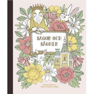 Sagor Och Sagner Coloring Book Review