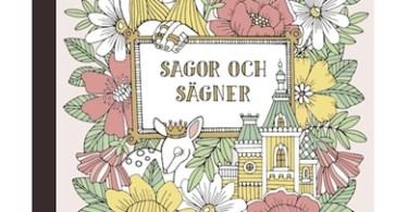 sagor och sagner - Sagor Och Sagner Coloring Book Review
