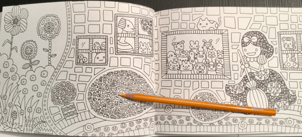 Petite Picture Snow White Princess Coloring Book 23 - Petite Picture Snow White Princess Coloring Book Review