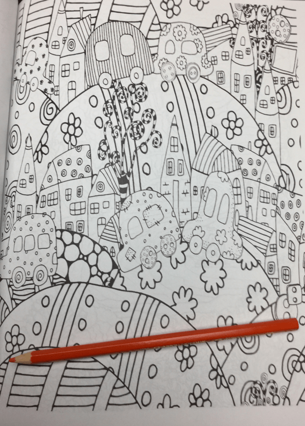 Tiny Towns Coloring Book Review 18 - Tiny Towns Coloring Book Review