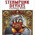 steampunkdevices - Čarovné Lahodnosti Coloring Book (Magical Delights) Review & Giveaway