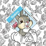 Disney Babies French Coloring Book Cover