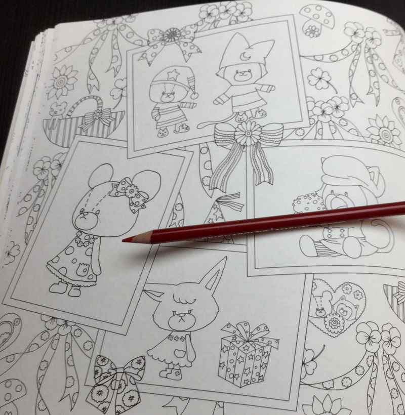 Pastry Jackie Coloring Book Review