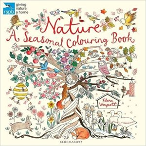 Nature: A Seasonal Coloring Book Review