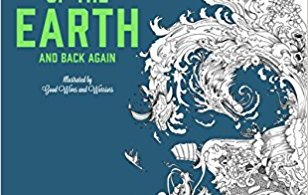 51QuJ03sH1L. SX306 BO1204203200  - To The Ends of the Earth And Back Again Coloring Book Review