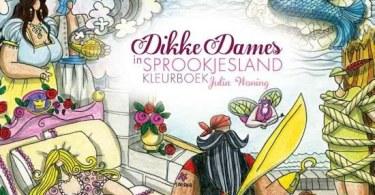 dikke dames sprookjesland - Die Welt unter der Lupe - zu Wasser  Coloring Book Review