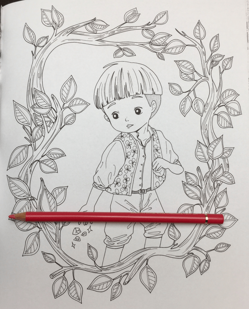 hansel and gretel coloring book 31 - Hansel and Gretel: An Amazing Colouring Book Review