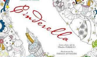 cinderella - Hansel and Gretel: An Amazing Colouring Book Review
