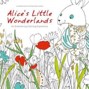 Alice's Little Wonderlands Coloring Book Review