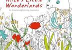 aliceslittlewonderlandscoloringbook - Alice's Little Wonderlands Coloring Book Review