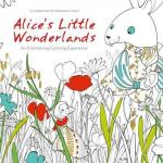 aliceslittlewonderlandscoloringbook - Classic Coloring: Alice in Wonderland Coloring Book Review