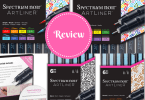 spectrum noir artliners review - Spectrum Noir Art Liners Review