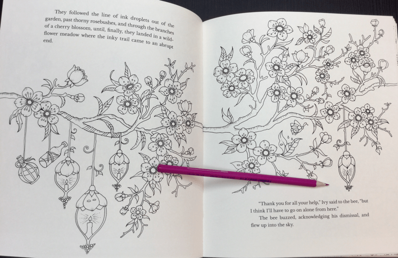 vy and the inky butterfly coloring book review 42 - Ivy and the Inky Butterfly Coloring Book Review