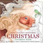 thenightbeforechristmas charlessantore - Museum Coloring Book