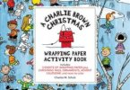 charliebrownchristmas - Charlie Brown Christmas Wrapping Paper & Activity Coloring Book Review