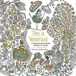 elvesinwonderland  - Off the Bookshelf Coloring Book Review