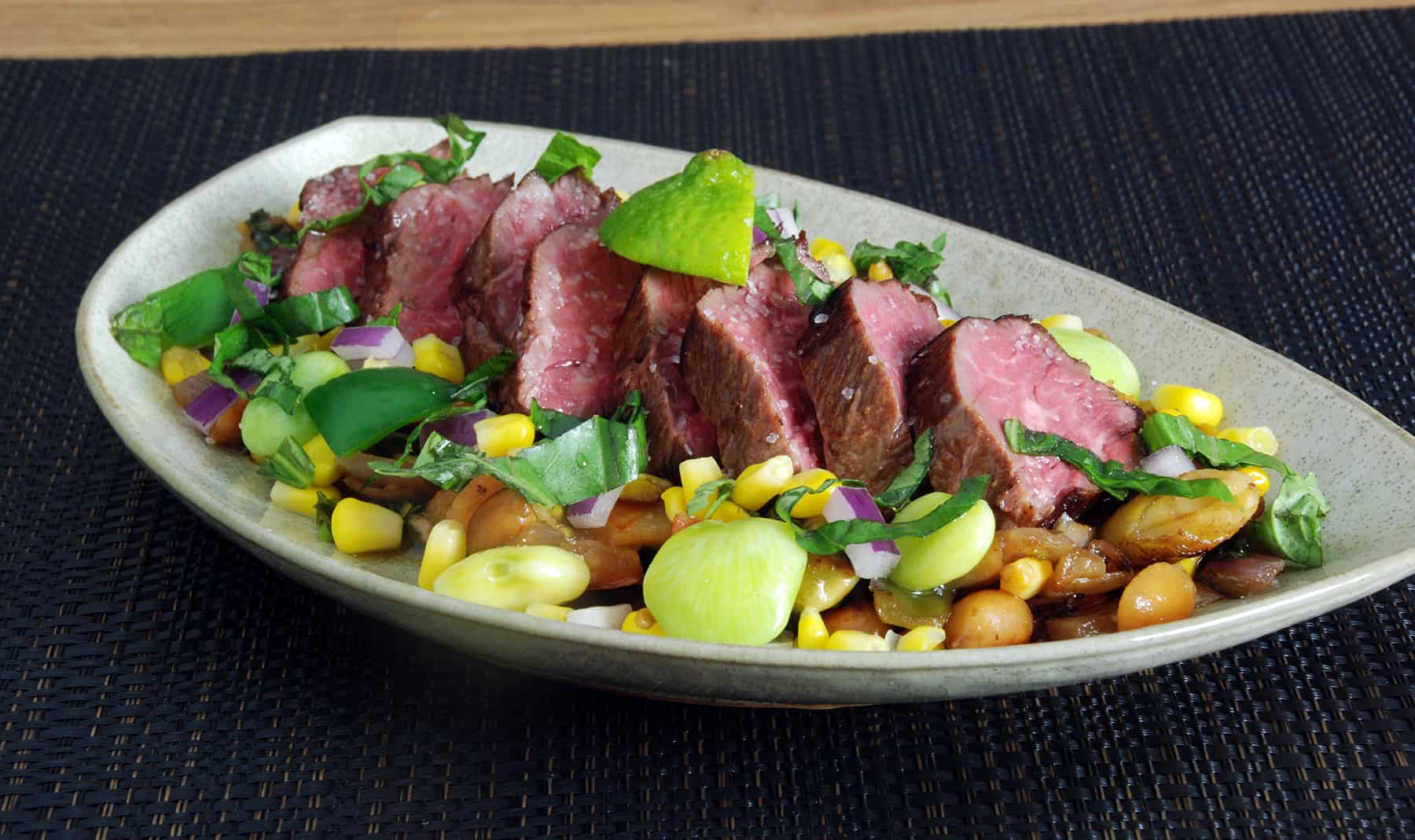 How to Keep Sous Vide Food Hot    Ask Jason   Amazing Food Made Easy Sous vide hangar steak succotash