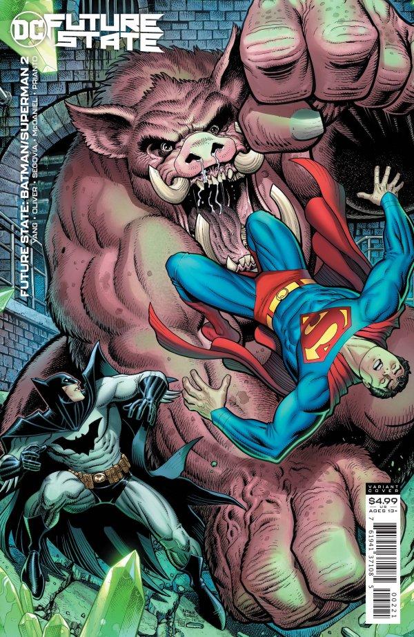 Future State: Batman/Superman #2 | The Aspiring Kryptonian