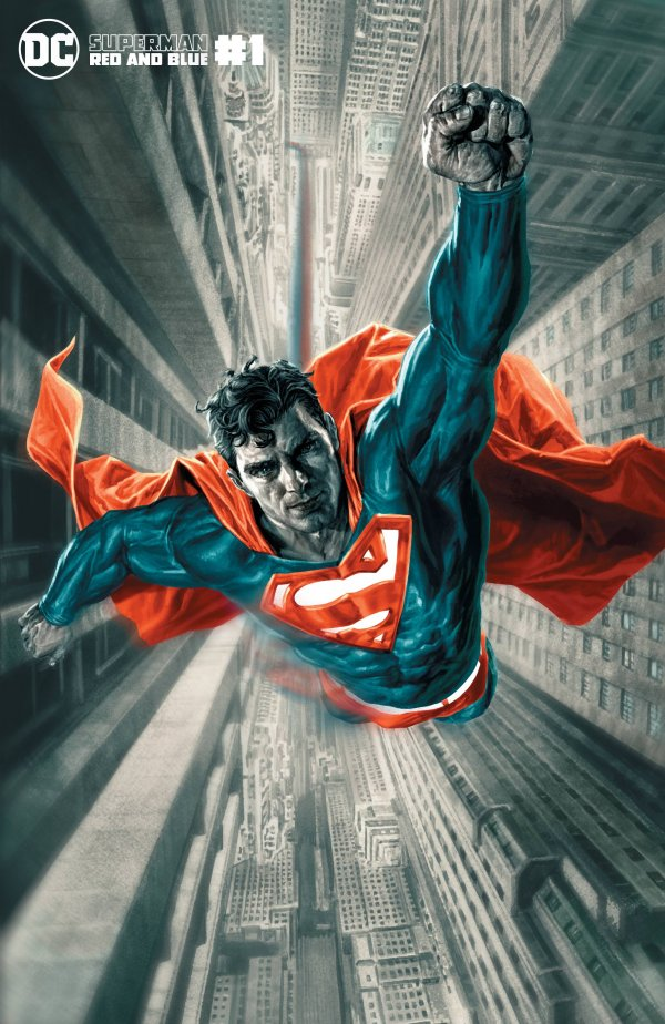 Superman: Red & Blue #1 Review | The Aspiring Kryptonian