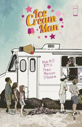 Ice Cream Man #23