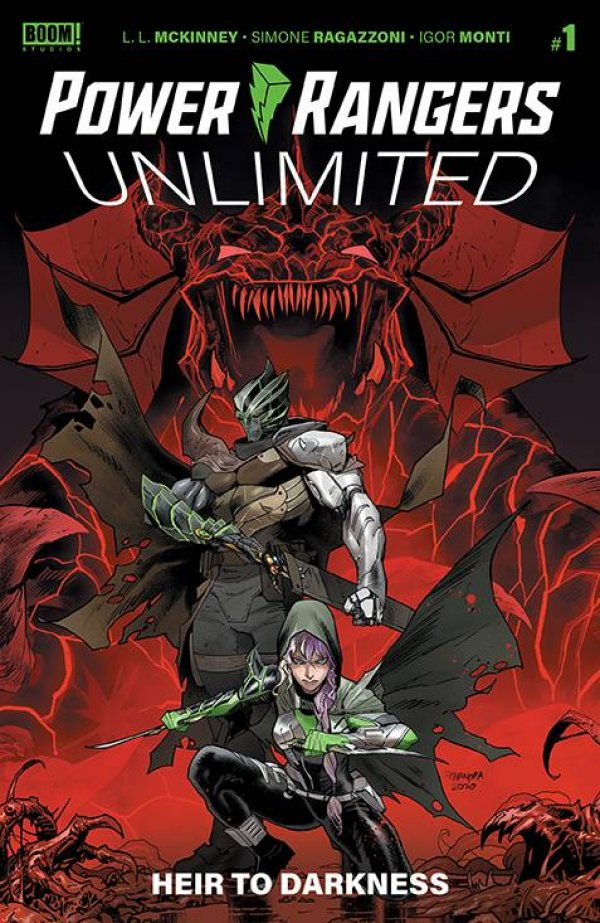 Power Rangers Unlimited Heir to Darkness