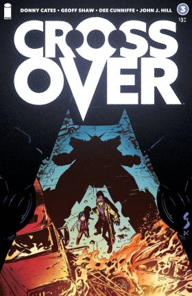 Cross Over #1 Cover