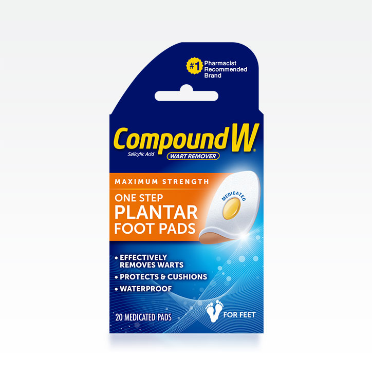 Pads Warts Salicylic Acid 40