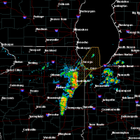 Radar Image for Severe Thunderstorms near Joliet, IL at 6/10/2020 8:27 AM CDT