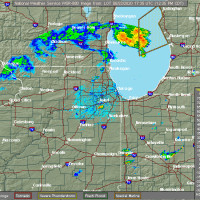 Radar Image for Severe Thunderstorms near Joliet, IL at 6/22/2020 12:39 PM CDT
