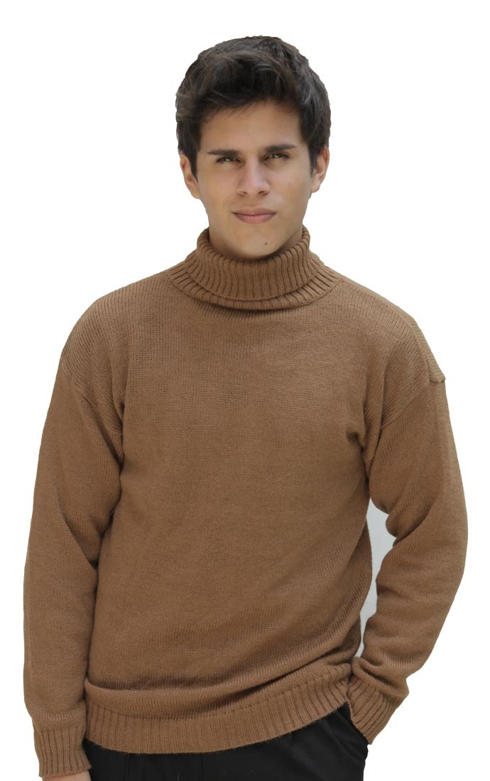 Fisherman Knit Sweaters For Large Men