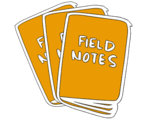 Fieldnotes triple