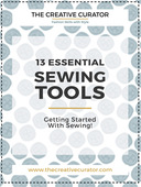 Tools sewing