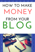 How_to_make_money_from_your_blog