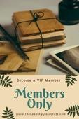 Vip members  signup
